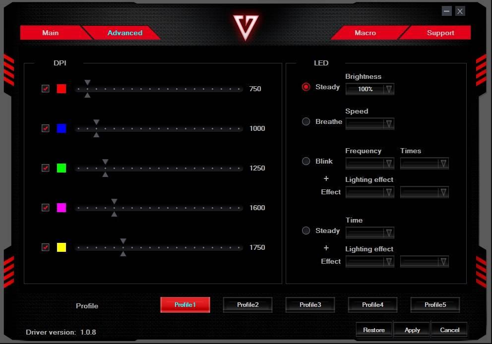 Oprogramowanie 2 MODECOM VOLCANO MC-GMX4
