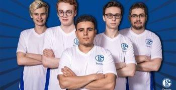 FC Schalke 04 Esports - CS EU 2017 Summer