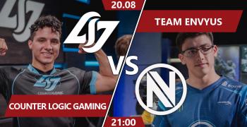 Counter Logic Gaming vs Team EnVyUs