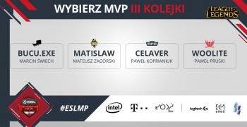 ESL Mistrzostwa Polski LoL MVP III kolejki