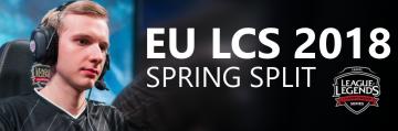 EU LCS 2018 Spring Split