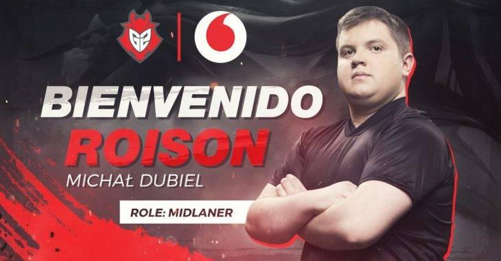 G2 Vodafone Roison