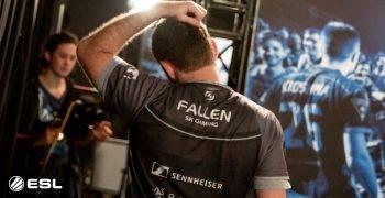 SK Fallen IEM Sydney
