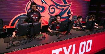 TyLoo StarLadder 2018