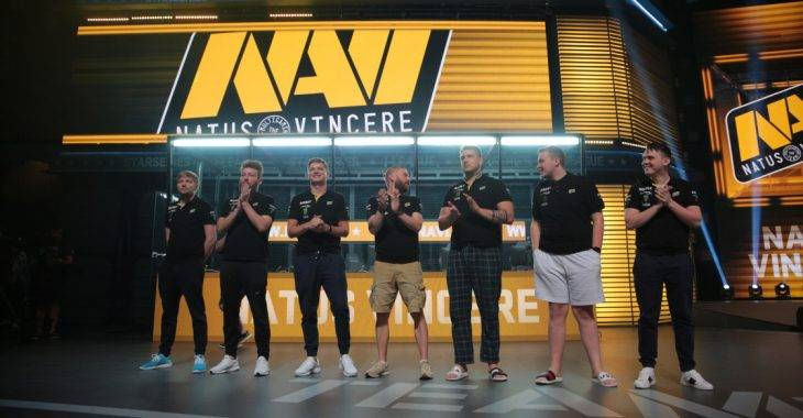 Na`Vi Natus Vincere StarSeries i-League Season 5
