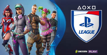 PlayStation League Fortnite