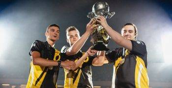 Team Dignitas Rocket League