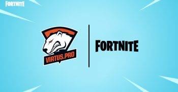 Virtus.pro Fortnite
