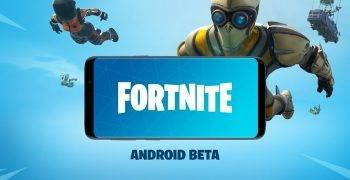 Fortnite na Androida