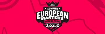 European Masters 2018 Summer