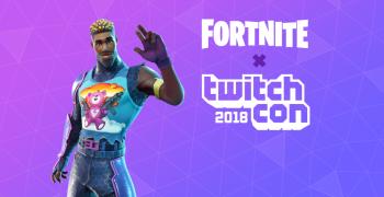 Fortnite Twitchcon 2018