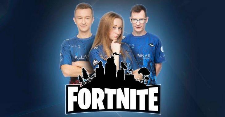 Illuminar Gaming Fortnite