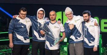 Liquid MegaFon Winter Clash