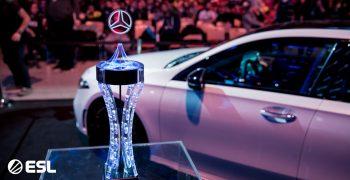 ESL One Katowice 2018 MVP Mercedes-Benz