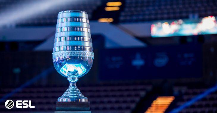 ESL One Katowice 2018 puchar