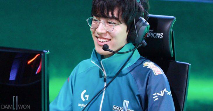 Flame Damwon Gaming, LCK 2019 Spring Split