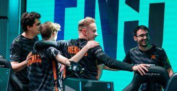 Fnatic LEC 2019 Spring Split