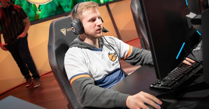 Solo Echo Fox, LCS 2019 Spring Split