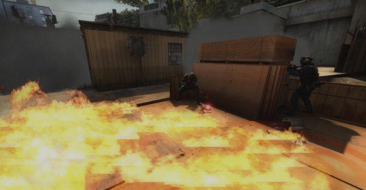 Aktualizacja CS:GO – od teraz efekty wszystkich granatów