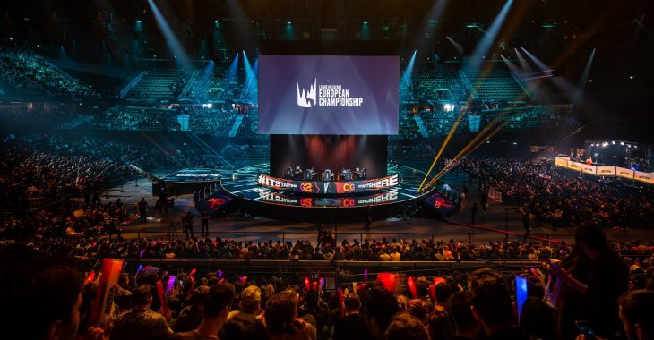 LEC 2019 Spring Finals