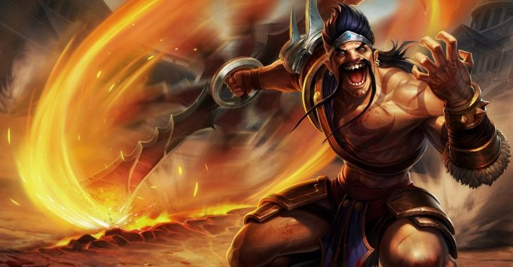 Draven, League of Legends