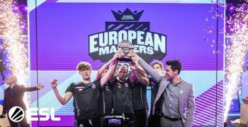 BIG, EU Masters 2019 Summer