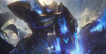 Mecha Kingdoms Garen