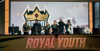 Royal Youth, Worlds 2019 Play-in