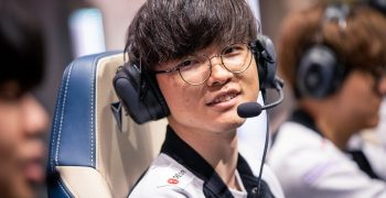 Faker, T1, Worlds 2019