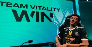 Saken, Team Vitality, LEC 2020 Spring Split
