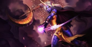 Soraka, splash art