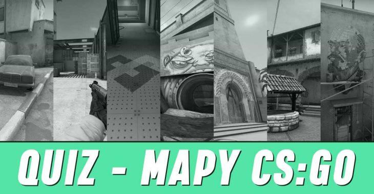 Mapy CS:GO
