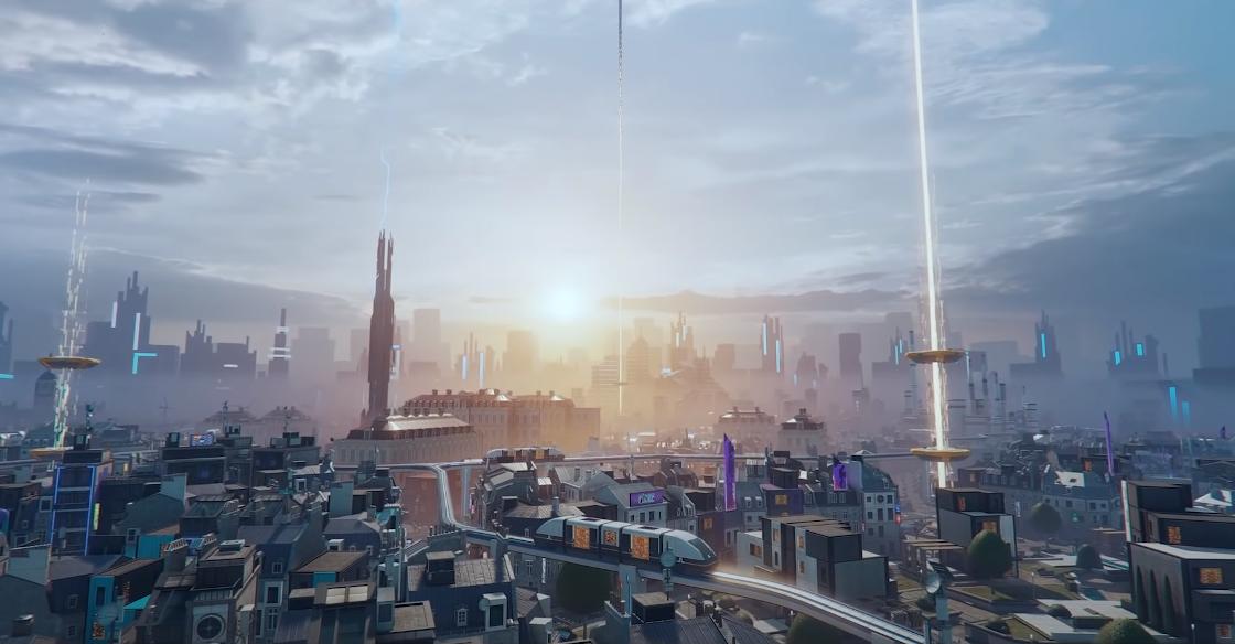 Poznajcie Hyper Scape, futurystyczne battle royale ze stajni Ubisoftu – Cybersport.pl