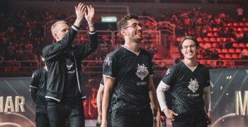Mithy, Zven, Perkz, G2 Esports, MSI 2017