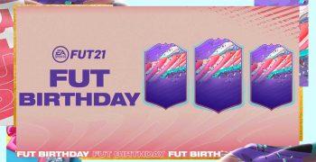 FUT FIFA Ultimate Team urodziny