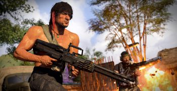 CoD: Warzone Rambo