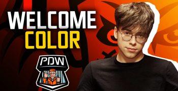 PDW Color