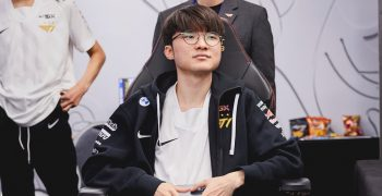 Faker T1 Worlds 2021