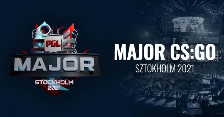 PGL Major Stockholm CS:GO