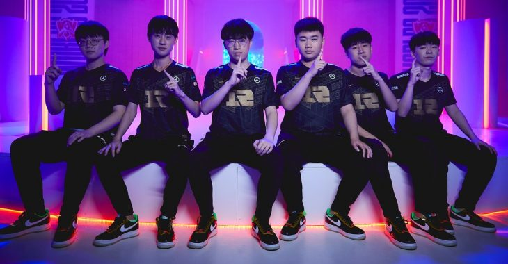 Royal Never Give Up, RNG, Worlds 2021