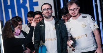 WhiteLotus, Buggax, Infinity Esports, Worlds 2021